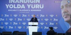 Erdoğan: İzmir depremi, CHP'nin enkaz altında kaldığı bir depremdir