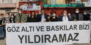 HDP Cizre ilçe örgütü: Diz çökmedik, çökmeyeceğiz