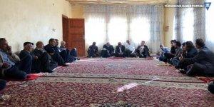 HDP, Yüksekova'da 10 ayda bin 110 aileyi ziyaret etti