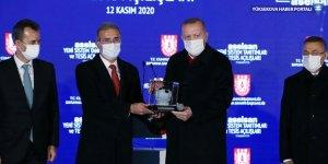 Erdoğan: Kanada ambargo uyguladı, yerlisini ürettik