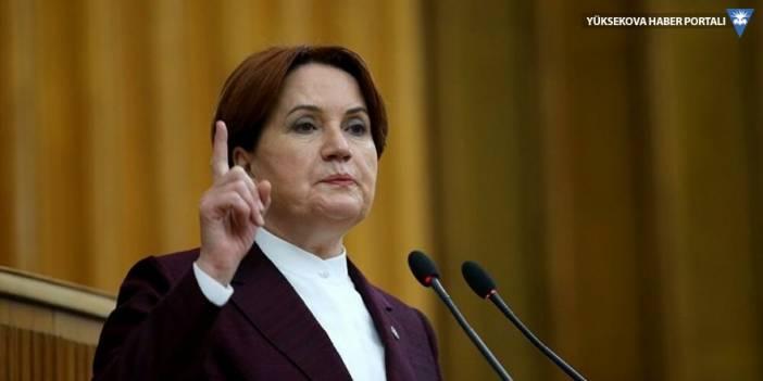 Akşener: En az 14 gün karantina ilan edin