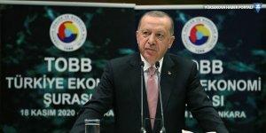 Erdoğan: Artık vites yükseltmenin bile yeterli olmadığı, araç değiştirmenin gerektiği bir dönemdeyiz
