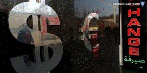 Dolar ve euro, Merkez Bankası'nın faiz kararı öncesi düşüşte