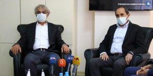 Sancar: Anayasa arayışlarının itibarsızlaştırılmasını reddediyoruz