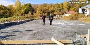 Durankaya Beldesine gençlik merkezi yapılıyor