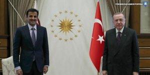 Katar Emiri Al Sani: Kardeşim Erdoğan ile Katar-Türkiye ortaklığı konusunda başarılı bir görüşme turu gerçekleştirdim