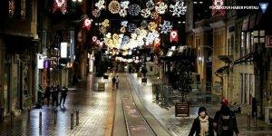 Türkiye genelinde 14 saatlik sokağa çıkma kısıtlaması başladı
