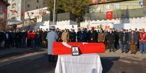 Koronadan hayatını kaybeden Şemdinlili Kore gazisi Gezer son yolculuğuna uğurlandı