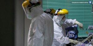 Koronavirüste son 24 saat: 13 bin yeni vaka, 197 vefat