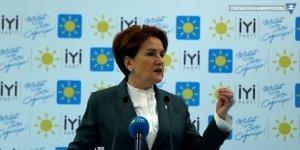 Akşener: Erdoğan, HDP'yi kapatmaz çünkü çok iyi bir manivela