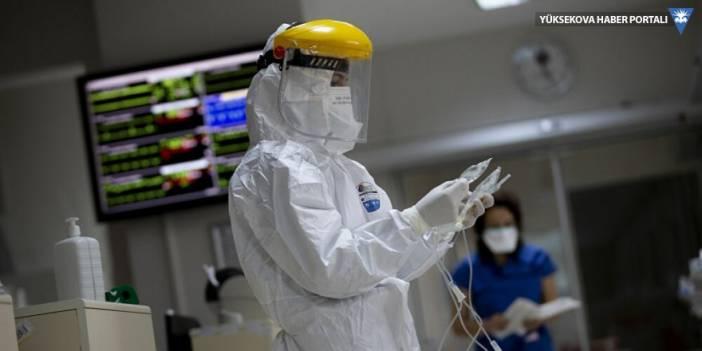 Türkiye'de koronavirüsten 169 can kaybı, 8 bin 314 yeni vaka