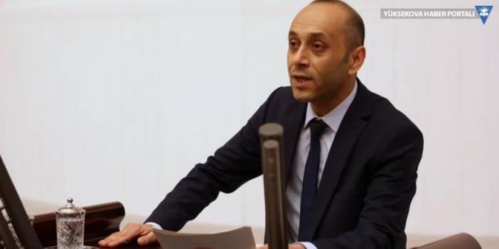 HDP Hakkari Milletvekili Dede, 'Yüksekova'da işkence' iddialarını meclise taşıdı