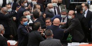 Meclis'te AK Parti ve CHP'li vekiller kavga etti
