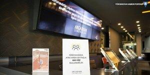 Sinema salonları için faaliyet yasağı mart ayına uzatıldı