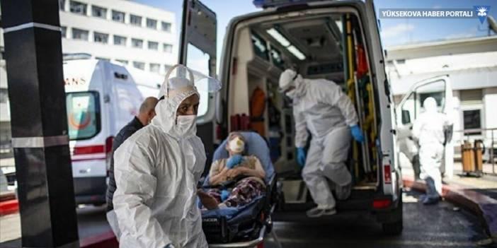 Türkiye'de koronavirüsten son 24 saatte 194 can kaybı
