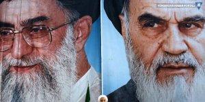 İran'da Hamaney'in posterini yakan 3 genç 40 yıl hapse mahkum edildi