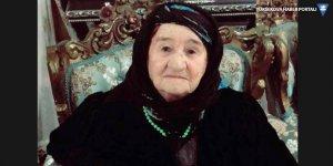 Yüksekova'da vefat: Adile Çapgan hayatını kaybetti
