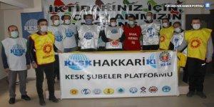 KESK Hakkari Şubeler Platformu: Elektrik kesintileri halkı mağdur ediyor