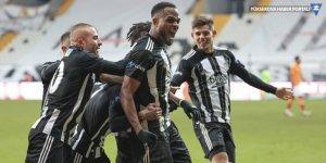 Yılın ilk derbisinde kazanan Beşiktaş: Galatasaray'ı 2-0 yendi