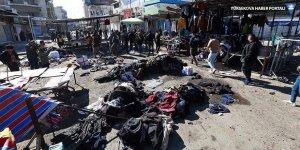 Irak İçişleri Bakanlığı: Bağdat patlamasının arkasında IŞİD var