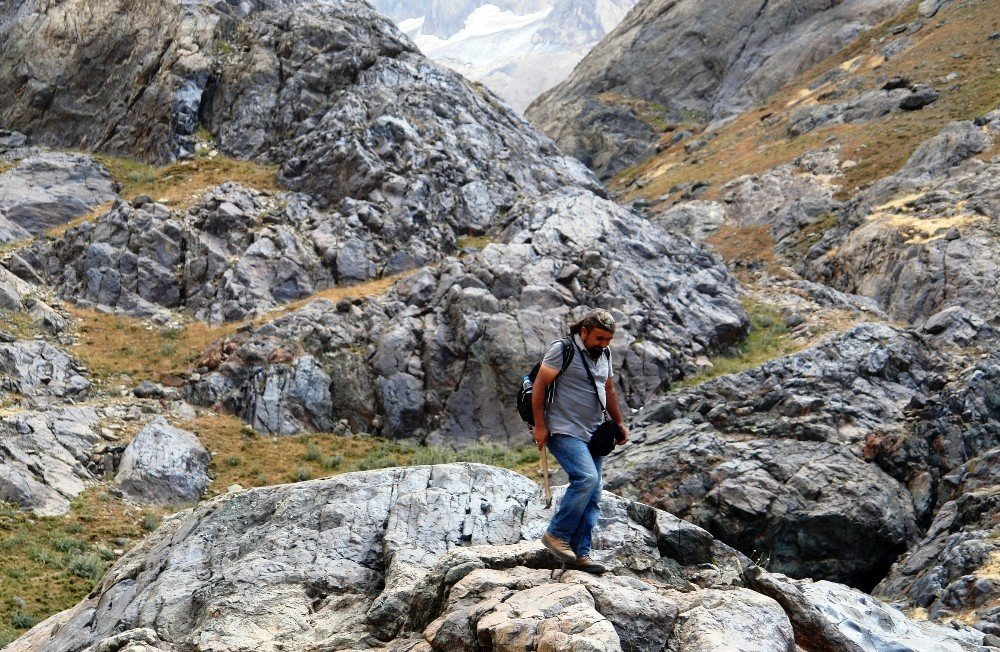 Cilo-Sat Dağlarında iki yeni buzul gölü keşfedildi