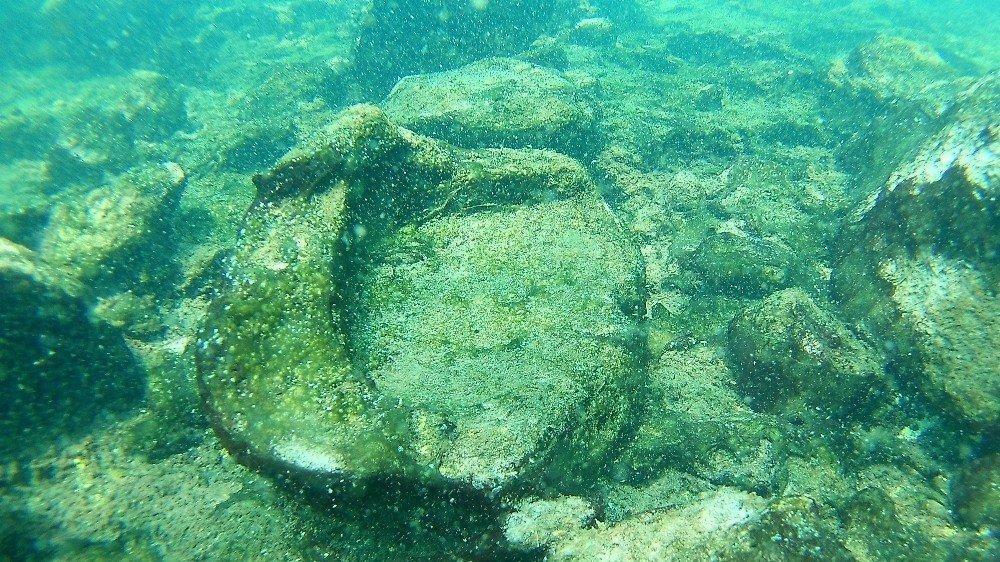 Van Gölü'nün altında yaşam belirtileri
