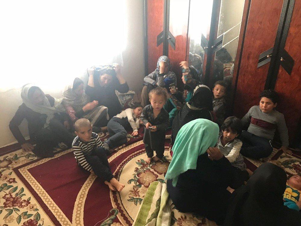 Van'da 202 kaçak göçmen yakalandı