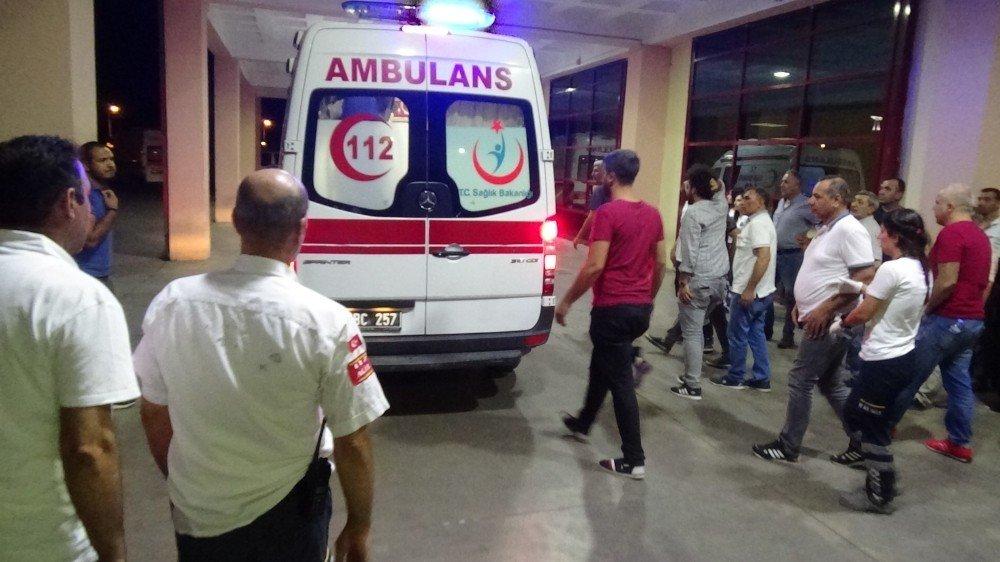Yaralılara müdahaleye giden ambulans kazaya karıştı: 7 yaralı
