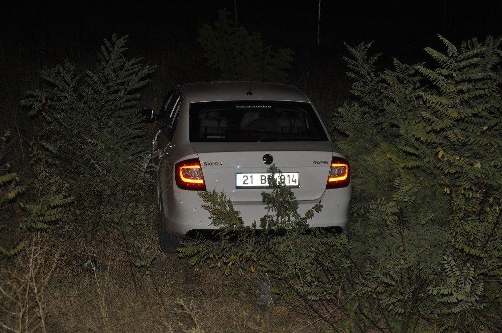 Otomobil tarlaya uçtu: 1'i ağır 4 kişi yaralandı
