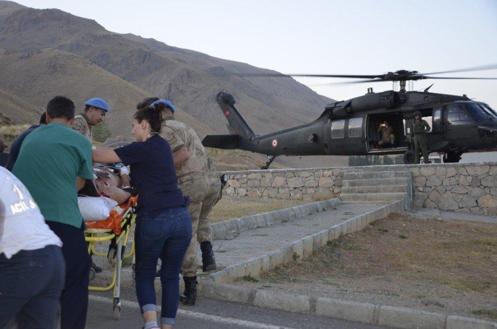 Başkale'de maganda dehşeti: 1 yaralı
