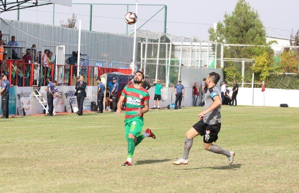 Amed Spor, gol yağdırdı