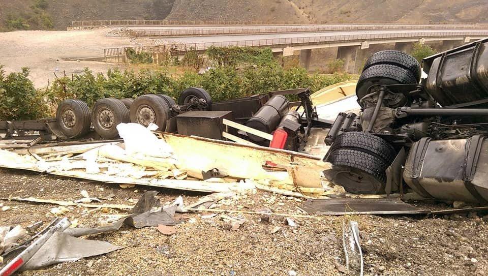 Bitlis'te trafik kazası: 1 ölü