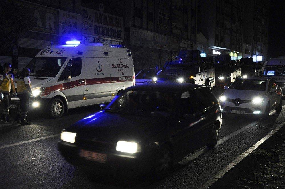 Diyarbakır'da esnaflar çatıştı: 4 yaralı