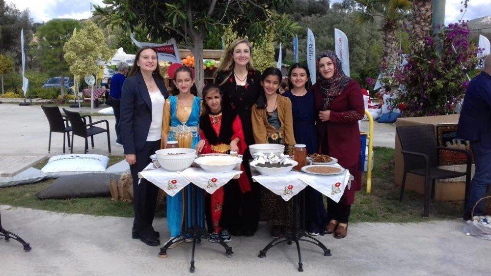 Çukurcalı öğrenciler Bodrum festivalinde
