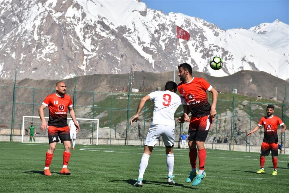 Yüksekova Belediyespor, Hakkari Gençlik'i penaltılarla yendi