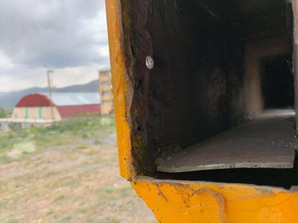 Başkale'de sigara kaçakçılığı operasyonu