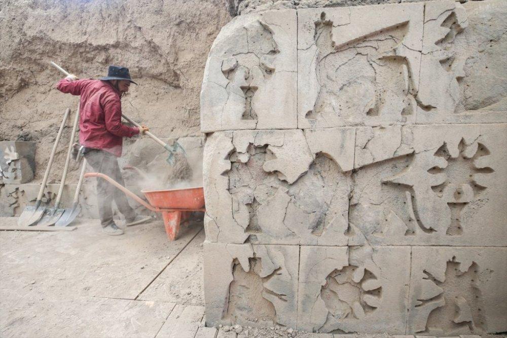 Van'da Urartuların gizemli tapınağının mimari sırrı araştırılacak