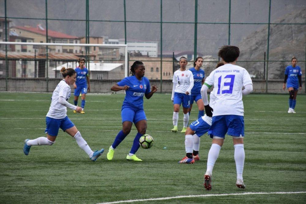 Futbol: TFF Kadınlar 1. Ligi