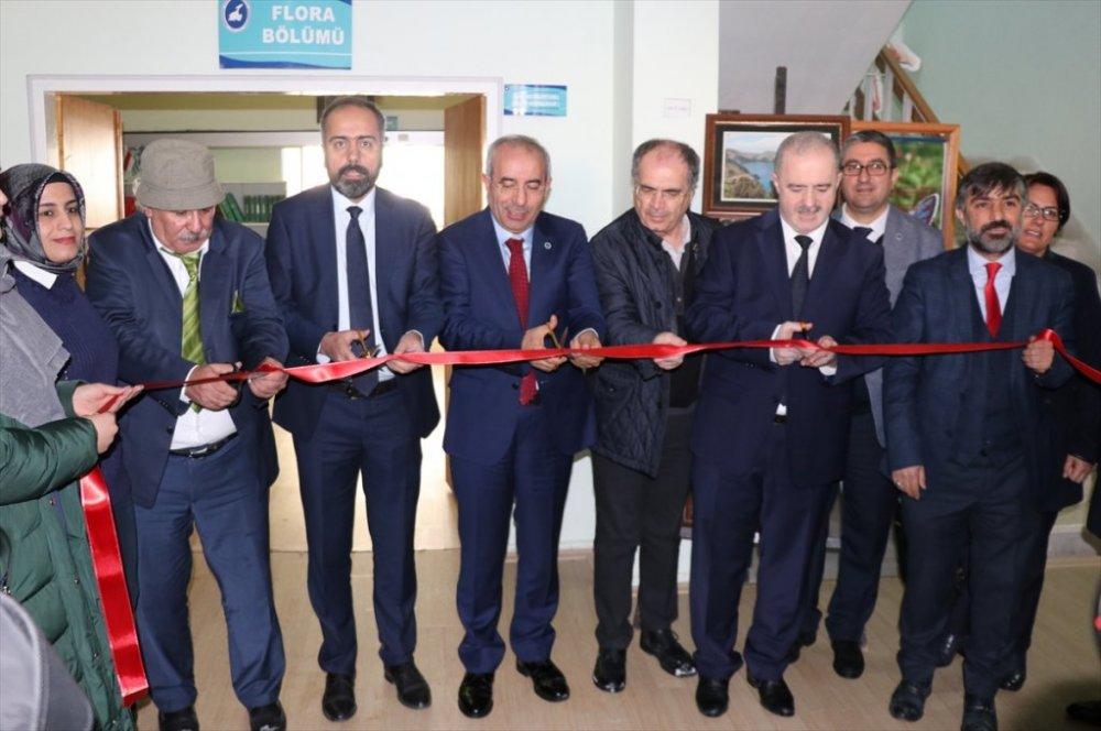 Van Yüzüncü Yıl Üniversitesinde sanal herbaryum açıldı