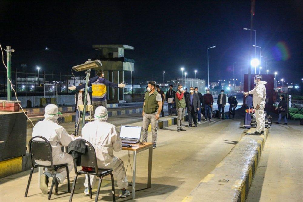 Irak'tan 366 vatandaş Türkiye'ye getirildi