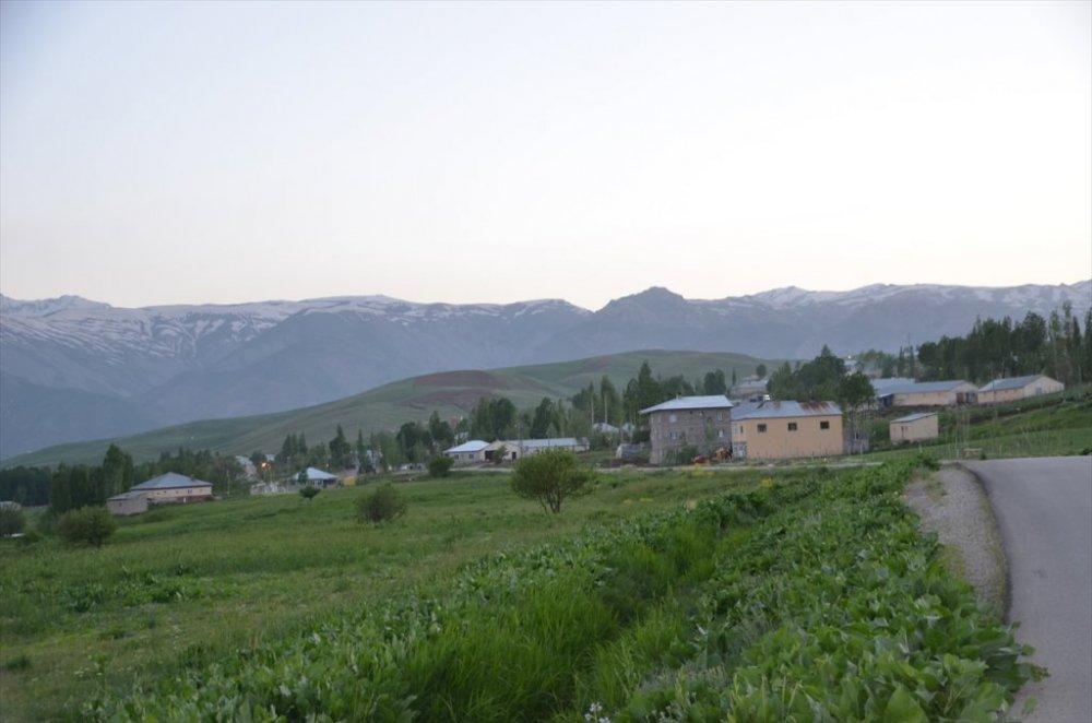 Yüksekova'da karantinaya alınan köyde yasak kalkıyor