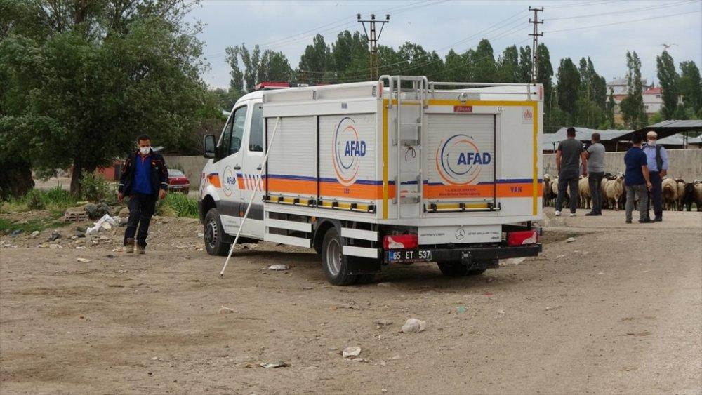 Van'da kaybolan 2 yaşındaki çocuk aranıyor