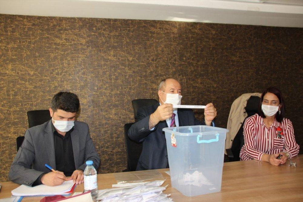 Hakkari'de TYP kapsamında istihdam edilecek 143 kişi kurayla belirlendi