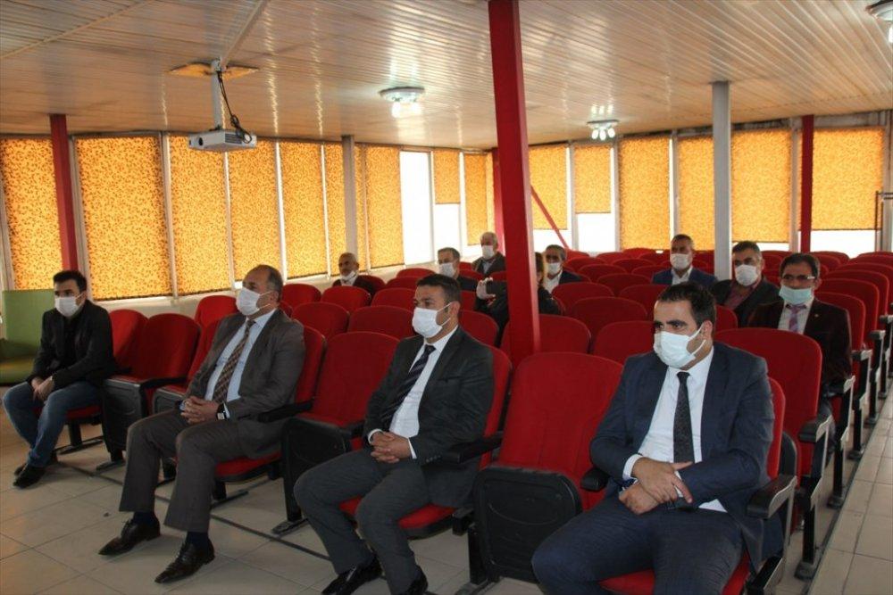 Hakkari'de TYP kurası çekildi