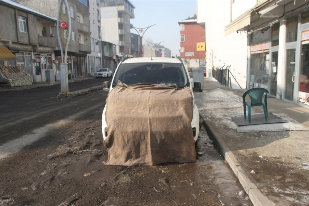 Van, Bitlis, Muş ile Hakkari için kuvvetli buzlanma ve don uyarısı