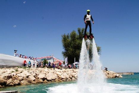 5. Van Denizi Su Sporları Festivali