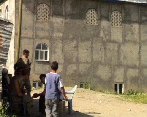 7 Kişinin Yaralandığı Köyde Jandarma Nöbet Tutuyor