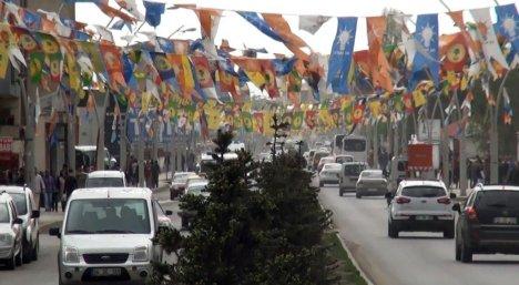 Ağrı'da Seçim Çalışmaları Hızlandı