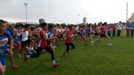 Atletizmde Büyük Başarı