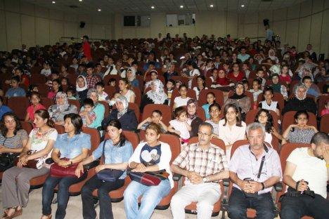 Bağlar Eğitim Destek Evi'nden Yıl Sonu Etkinliği